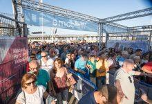 Alicante se vuelca con la Volvo Ocean Race. Casi 200.000 personas acuden en los primeros días