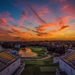 Amanecer en el Liberty National