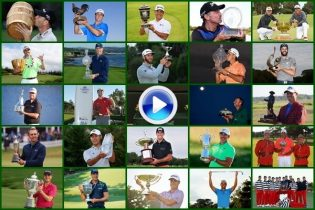Rahm, Sergio, Spieth, Thomas, DJ,… Todos los campeones del PGA 2016-17 en 3′ (VÍDEO GALERÍA)