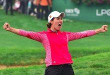¡Enorme, Carlota! La jugadora española consigue el podio en el US Open en el triunfo de Jutanugarn