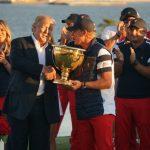 Donald Trump, PGA Tour, LPGA,