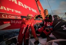 EL MAPFRE también se lleva el triunfo en la etapa Prólogo de la Volvo Ocean Race