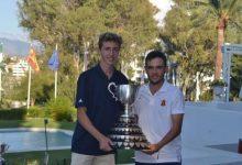 David Puig vence a Íñigo Romero en Guadalmina en la 100 edición de la Copa Nacional Puerta de Hierro