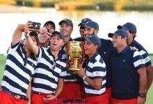 EE.UU. gana la Presidents Cup por décima vez. El resultado final fue de 19-11 tras los individuales