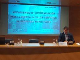 Colomer destaca el apoyo de la Agència Valenciana a 308 proyectos turísticos en municipios de la CV