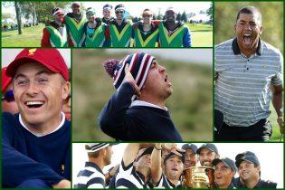 Spieth, Fowler, Thomas, Clinton, Bush y Obama, la fiesta de la Presidents Cup en 28 grandes imágenes