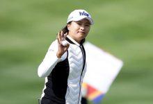 Ciganda suma un nuevo Top 10 en el LPGA Hana Bank a pesar de un errático final. Ganó Young Ko