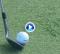 Thomas chipeó en green un putt corto para salvar unas marcas que podían desviar su bola (VÍDEO)