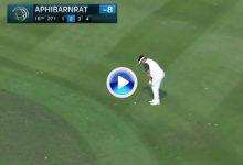 Kiradech dejó la bola colgando en el agujero con este grandísimo golpe en el 16 del Sheshan (VÍDEO)
