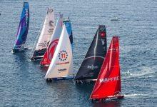 La flota de la Volvo Ocean Race afronta su primera prueba puntuable con la MAPFRE In-Port Race