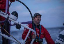 Brad Jackson asume el cargo de patrón del team AkzoNobel a seis días del comienzo de la regata