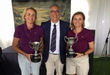 Macarena Campomanes y Catalina Castillejo ganan el Camp. de España Dobles Senior en Font del Llop