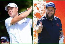 """Martin Kaymer y Andrew """"Beef"""" Johnston también estarán en el tee del Andalucía Valderrama Masters"""