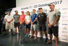 """Volvo Ocean Race 2017-18: Siete patrones y una meta: """"Todos queremos ganar"""""""