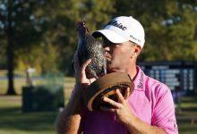 Armour hace buena la ventaja en el Sanderson y se estrena como ganador del PGA ¡a los 41 años!