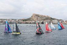 Alicante se vuelca con la despedida a la flota de la Volvo Ocean Race