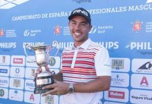 Sebastián García alumbra su palmarés con el título del Campeonato de España de Profesionales