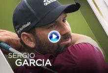Sergio García se da una fiesta en Italia. Los 66 golpes del español en apenas 2′ y medio (VÍDEO)