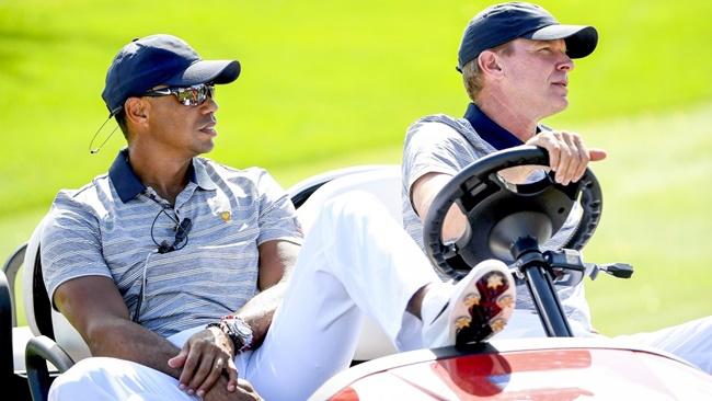 """Steve Stricker confirma que Tiger no estará presente en la Ryder: """"No es un buen momento"""""""