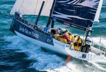 La flota de la Volvo Ocean Race prepara su desembarco en Alicante Puerto de Salida