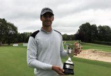 Víctor Pérez se lleva el Challenge de España en Izki Golf en un jornada final de infarto con Ace incluido