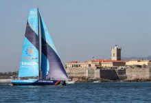 El Vestas 11th Hour Racing gana la Etapa 1 de la Volvo Ocean Race con final en Lisboa