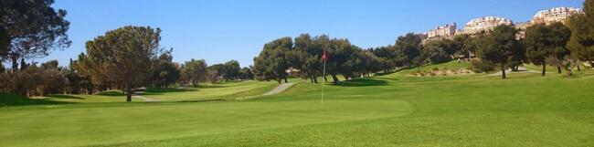 Hoyo 4 de Bonalba Golf