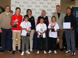 La solidaridad inculcada a través del Programa 'Golf en Colegios' de la Federación de Madrid