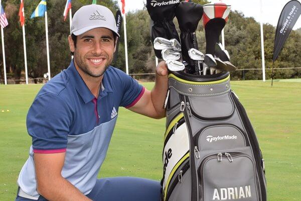 Adrián Otaegui. Foto: Luis Corralo