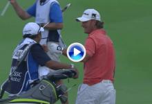 Cejka acapara los focos del PGA. El alemán logra el Golpe del Día con este genial approach (VÍDEO)