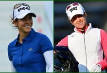 Azahara Muñoz y Beatriz Recari, al asalto del Blue Bay, penúltimo torneo de la temporada en la LPGA