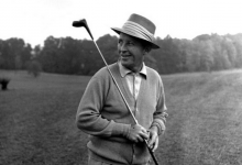 ¿Sabías que… Bing Crosby falleció en Madrid mientras jugaba un partido de golf en La Moraleja?