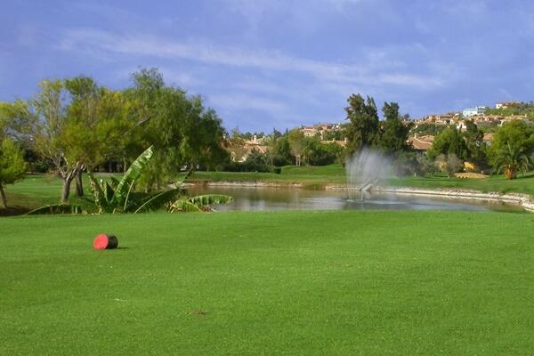 Bonalba Golf, en Mutxamel, es la sede del I Trofeo Diputación de Alicante