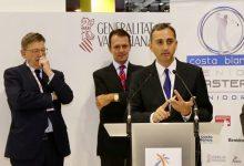 """César Sánchez: """"El golf genera en la Costa Blanca 450 millones de euros y 10.000 puestos de trabajo"""""""