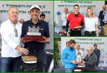 El I Trofeo Diputación de Alicante reúne en la Costa Blanca a casi 300 jugadores del panorama nacional
