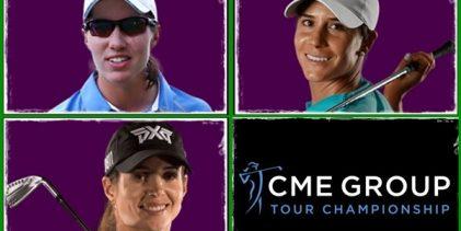 Carlota, Azahara y Recari despiden el curso LPGA disputando la gran Final del Tour en Naples, Florida