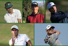 Pigem, Colomo, Oriol, Scott y Anglés, españoles a por el título en el Mauritius Open del Tour Europeo