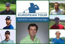 Siete españoles, a la caza de una de las 25 tarjetas que reparte la Final de la Escuela del Tour Europeo
