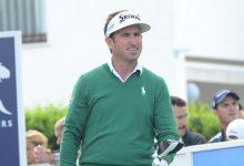 Gonzalo Fdez.-Castaño cuenta sus planes: «Espero que mi golf sea de película en los próximos meses»