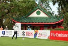 Sergio García y Cabrera-Bello arrancan con fuerza el nuevo curso del European Tour en Hong Kong