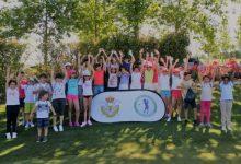 """Arranca en Negralejo el II Circuito de Iniciación """"Golf en colegios"""" de la Federación Madrileña"""