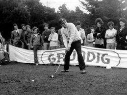 Fallece Jaime Benito Fontal, destacado golfista profesional español en las décadas de los 60 y 70