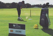 Javi Colomo hace realidad el sueño de jugar en el PGA. El extremeño, único español en Mayakoba