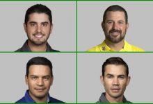 Ancer, Díaz, Villegas y Gómez es el poker latino en busca de la victoria en el RSM Classic del PGA Tour