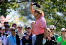Miguel Ángel Jiménez se quedó sin gasolina en la final del PGA Champions Tour, acabó penúltimo