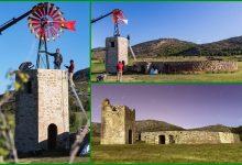 La Sella Golf conserva el patrimonio arquitectónico restaurando un molino de viento del siglo XVIII