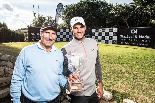Nadal y Olazábal vuelven a aunar fuerzas con la 5ª edición del Olazabal&Nadal Invitational