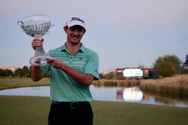 Cantlay vence a los errores en el Shriners para estrenarse en el PGA tras un dramático PlayOff
