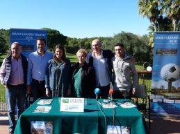El Manu Sarabia Trophy y la Fundación Sergio García unidos por un fin benéfico