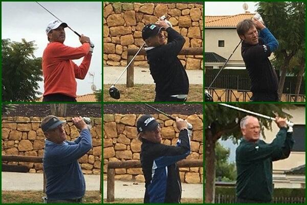 Seniors hablan sobre la vuelta de Tiger Woods